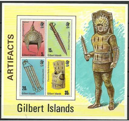 Znaczek Gilbert Islands 1976 Mi bl 3 Czyste **