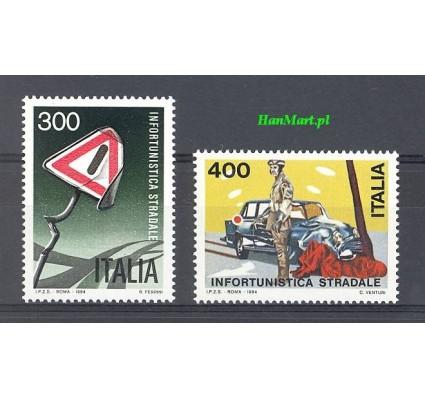 Włochy 1984 Mi 1867-1868 Czyste **