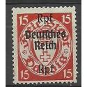 Deutsches Reich / III Rzesza 1939 Mi 722 Czyste **