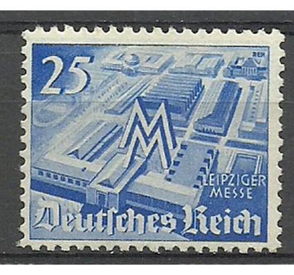 Znaczek Deutsches Reich / III Rzesza 1939 Mi 742 Czyste **