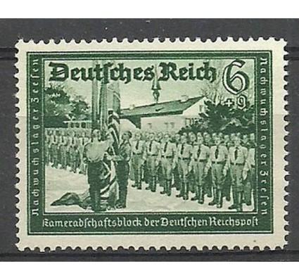 Znaczek Deutsches Reich / III Rzesza 1941 Mi 773 Czyste **