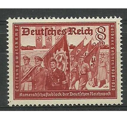 Znaczek Deutsches Reich / III Rzesza 1941 Mi 774 Czyste **