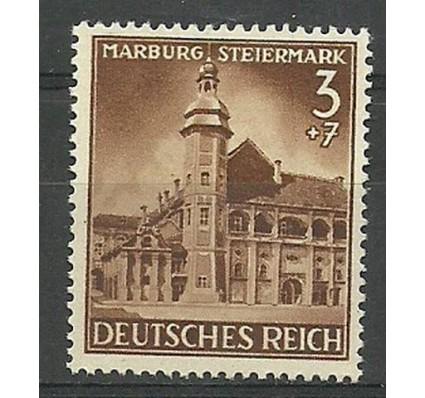 Znaczek Deutsches Reich / III Rzesza 1941 Mi 806 Czyste **