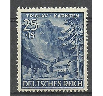 Znaczek Deutsches Reich / III Rzesza 1941 Mi 809 Czyste **