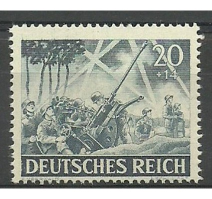 Znaczek Deutsches Reich / III Rzesza 1943 Mi 838 Czyste **