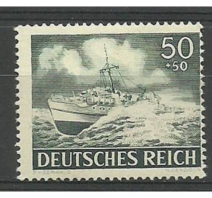 Znaczek Deutsches Reich / III Rzesza 1943 Mi 842 Czyste **