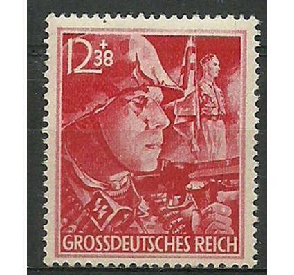 Znaczek Deutsches Reich / III Rzesza 1945 Mi 910 Czyste **
