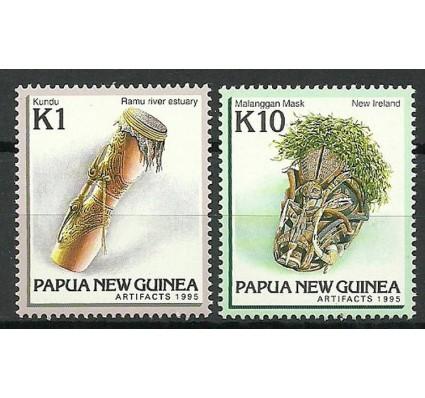 Znaczek Papua Nowa Gwinea 1995 Mi 744-745 Czyste **