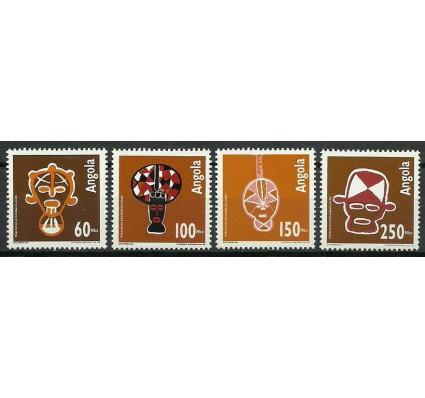 Znaczek Angola 1992 Mi 874-877 Czyste **