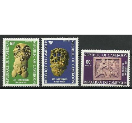 Znaczek Kamerun 1985 Mi 1096-1098 Czyste **