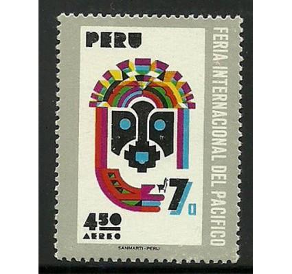 Znaczek Peru 1971 Mi 838 Czyste **