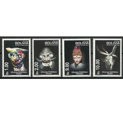 Znaczek Boliwia 2010 Mi 1804-1807 Czyste **