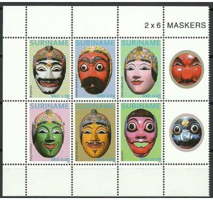 Znaczek Surinam 2012 Mi 2614-2619 Czyste **