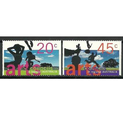 Znaczek Australia 1996 Mi 1595-1596C Czyste **