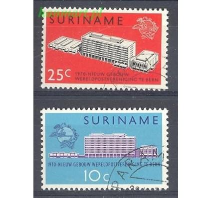 Surinam 1970 Mi 577-578 Stemplowane
