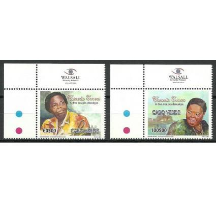 Znaczek Wyspy Zielonego Przylądka 2003 Mi 825-826 Czyste **
