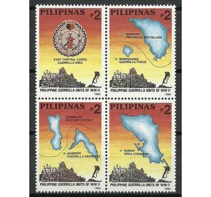Znaczek Filipiny 1994 Mi 2473-2476 Czyste **