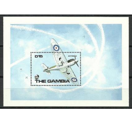 Znaczek Gambia 1990 Mi bl 92 Czyste **