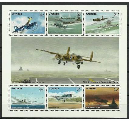 Znaczek Grenada 1995 Mi ark 2955-2960 Czyste **