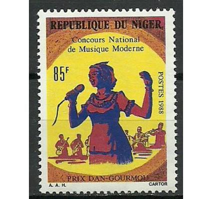 Znaczek Niger 1988 Mi 1042 Czyste **