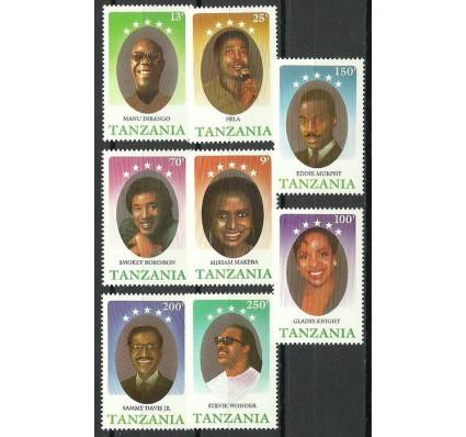 Znaczek Tanzania 1990 Mi 670-677 Czyste **
