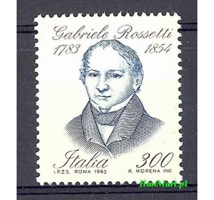 Włochy 1983 Mi 1826 Czyste **