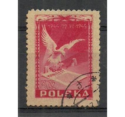Znaczek Polska 1945 Mi 406 Fi 373 Stemplowane