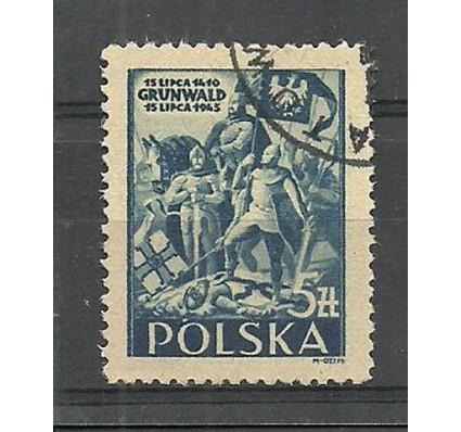 Znaczek Polska 1945 Mi 405A Fi 372 Stemplowane