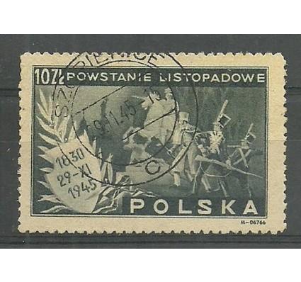 Znaczek Polska 1945 Mi 420 Fi 387 Stemplowane