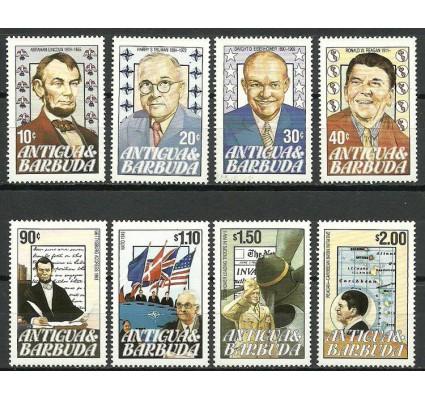 Znaczek Antigua i Barbuda 1984 Mi 782-789 Czyste **