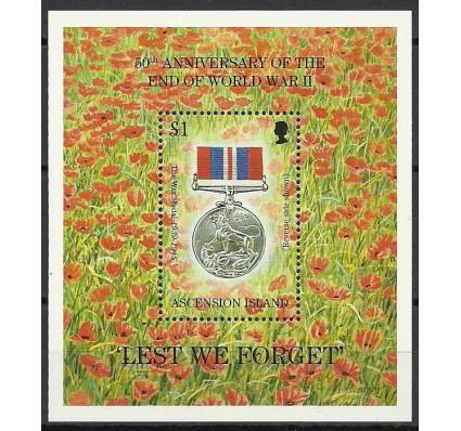 Znaczek Wyspa Wniebowstąpienia 1995 Mi bl 28 Czyste **