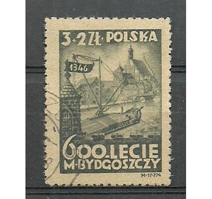 Znaczek Polska 1946 Mi 435 Fi 402 Stemplowane