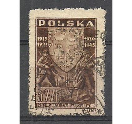 Znaczek Polska 1946 Mi 437 Fi 404 Stemplowane