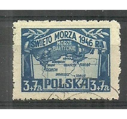 Znaczek Polska 1946 Mi 440 Fi 406 Stemplowane