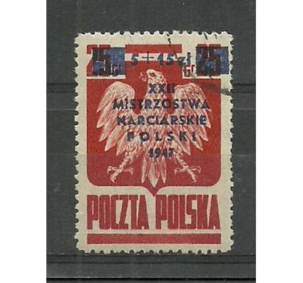 Znaczek Polska 1947 Mi 452 Fi 417 Stemplowane