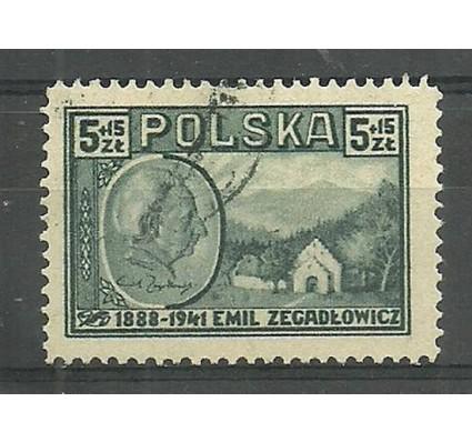 Znaczek Polska 1947 Mi 453 Fi 419 Stemplowane
