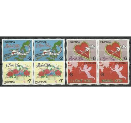 Znaczek Filipiny 1992 Mi 2131-2138 Czyste **