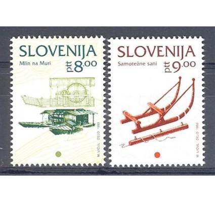 Znaczek Słowenia 1993 Mi 65-66 Czyste **