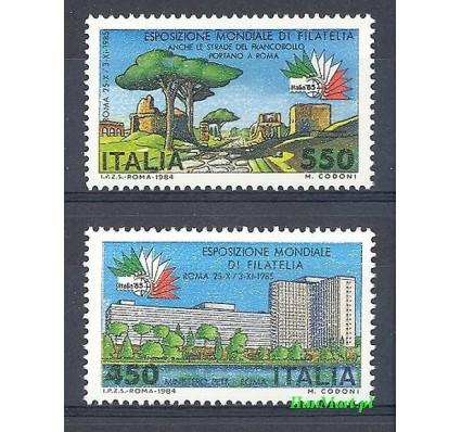 Znaczek Włochy 1984 Mi 1883-1884 Czyste **