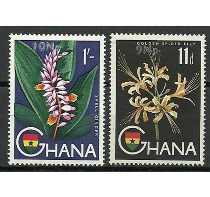 Znaczek Ghana 1967 Mi 290-291 Czyste **