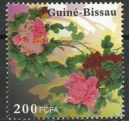 Znaczek Gwinea Bissau 2009 Mi 4081 Czyste **