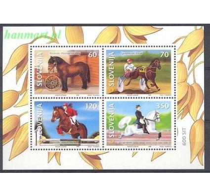 Słowenia 1999 Mi bl 9 Czyste **