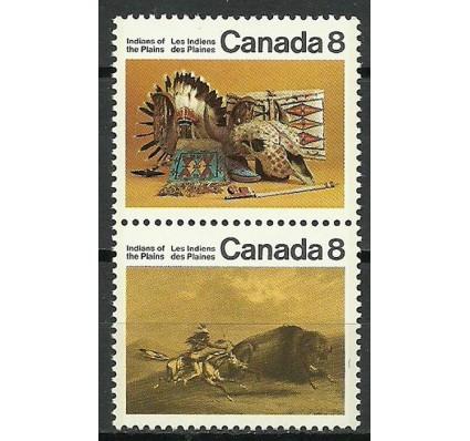 Znaczek Kanada 1972 Mi 500-501yII Czyste **