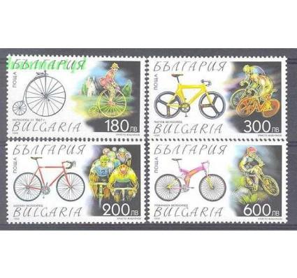 Bułgaria 1999 Mi 4395-4398 Czyste **