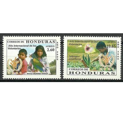 Znaczek Honduras 2000 Mi 1571-1572 Czyste **
