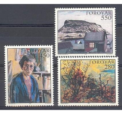 Wyspy Owcze 1985 Mi 118-120 Czyste **