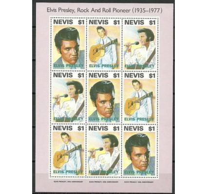 Znaczek Nevis 1993 Mi ark 711-713 Czyste **