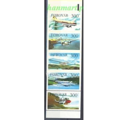 Wyspy Owcze 1985 Mi mh 3 Czyste **