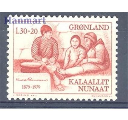Grenlandia 1979 Mi 116 Czyste **