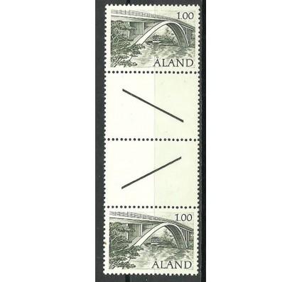 Znaczek Wyspy Alandzkie 1987 Mi 24 Czyste **
